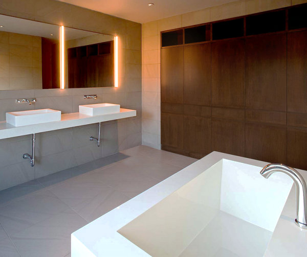Details and Concrete Flooring and Neon Lighting s for Inspiration