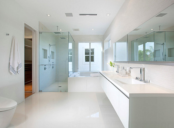 Shower Decorations and Modern Style for Inspiration