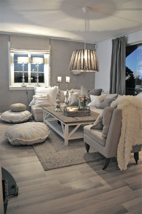 cushions in Living Room Interior Used Traditional Sofa Furniture and Wooden Flooring for Home Inspiration