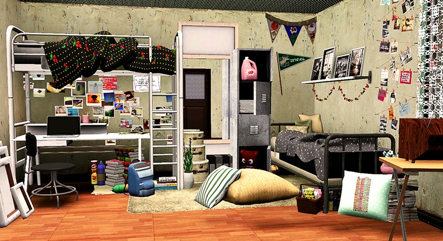 Creative dorm room decorating tips Creative dorm room ideas