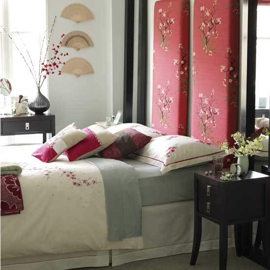 asian design for bedroom