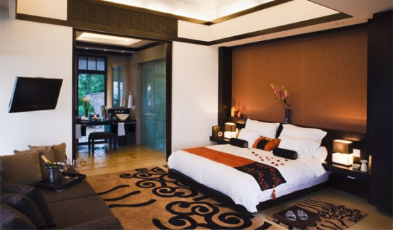 Nice Bedroom Decorating Ideas For An Asian Style Bedroom Part 29