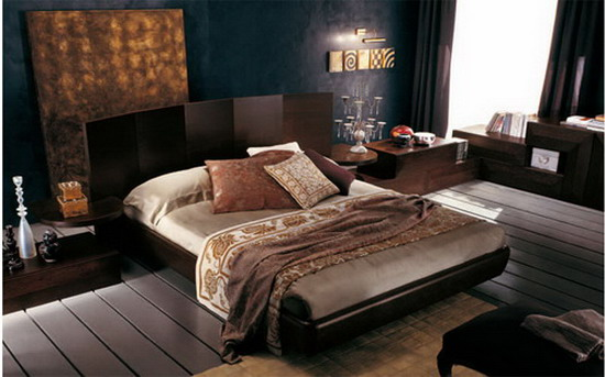 asian themed bedroom design ideas
