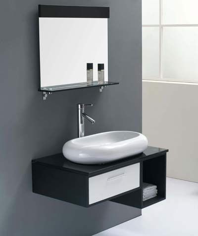 bathroom vanity design element