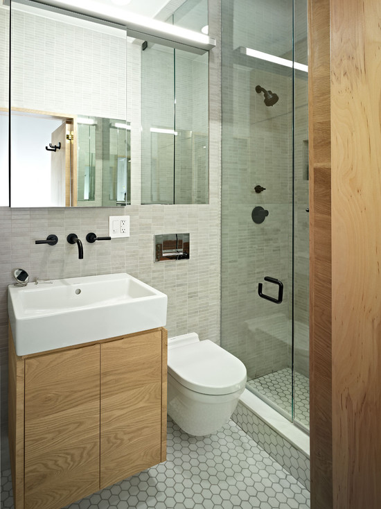 contemporary bathroom design tiles