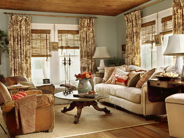 cottage style interior design ideas