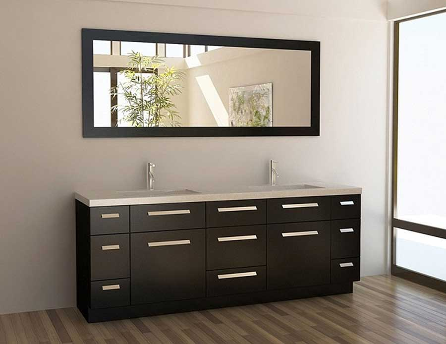 design a bathroom vanity