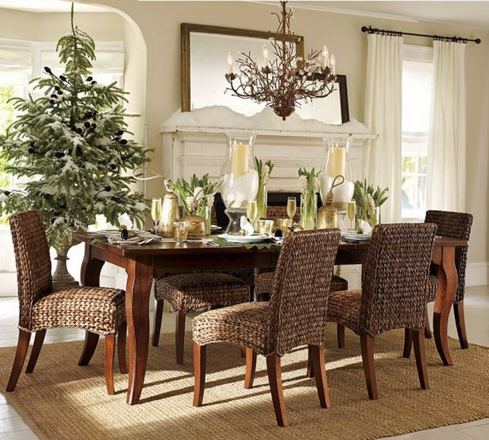dining table decorating ideas pictures