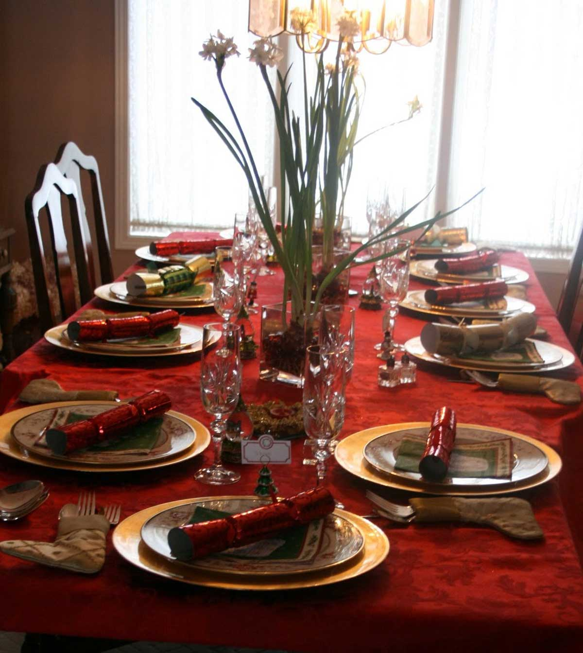 Decorating Your Dining Table