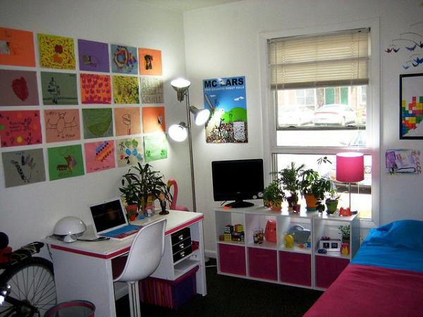 dorm room arrangement ideas