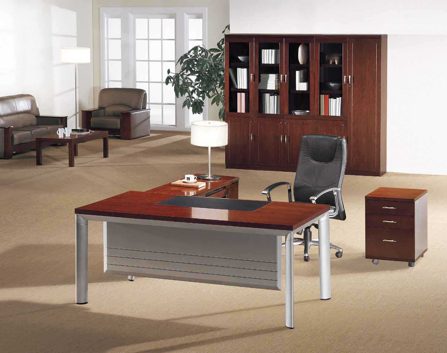 Decorating your executive office for Home office makeover ideas