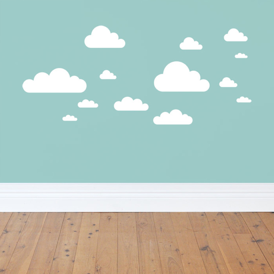 Faux Clouds For Childrens Bedrooms CozyHouzecom