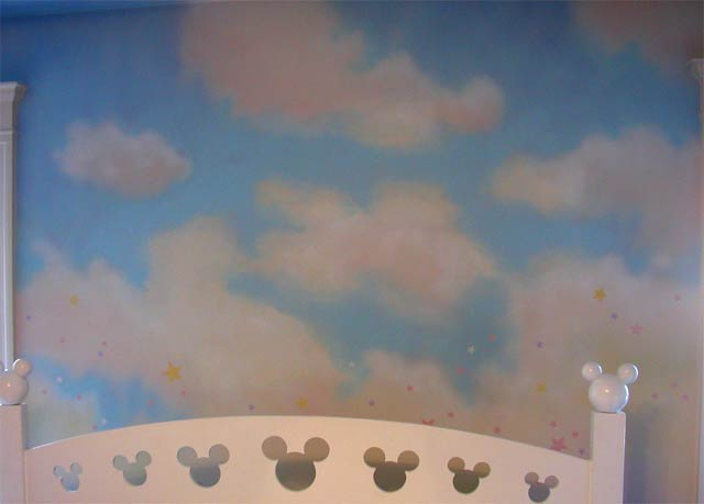 Faux Clouds For Children S Bedrooms Cozyhouze Com