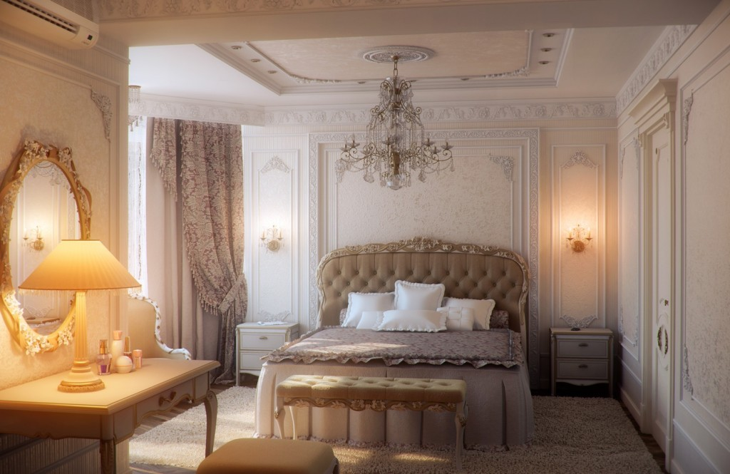 french country bedroom colors
