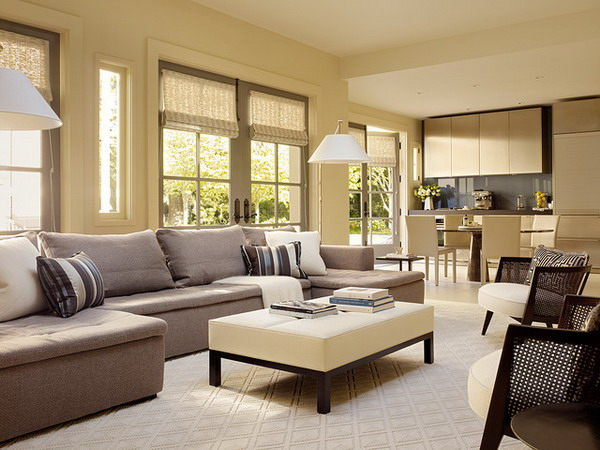 charming neutral color schemes living rooms | Decorating Your Home With Neutral Color Schemes ...