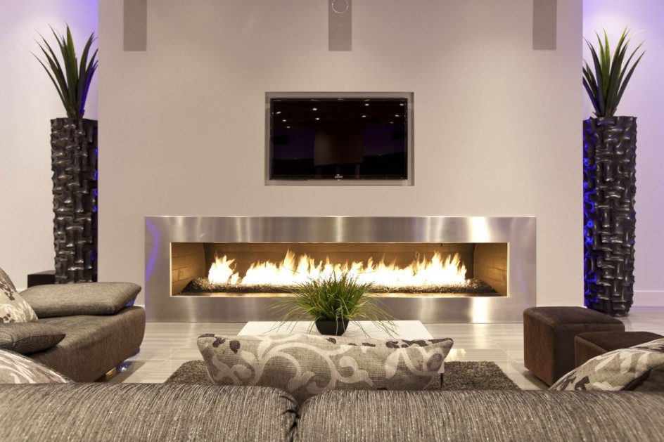 Interior Design Fireplace