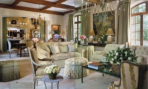 european home decorating inspiration