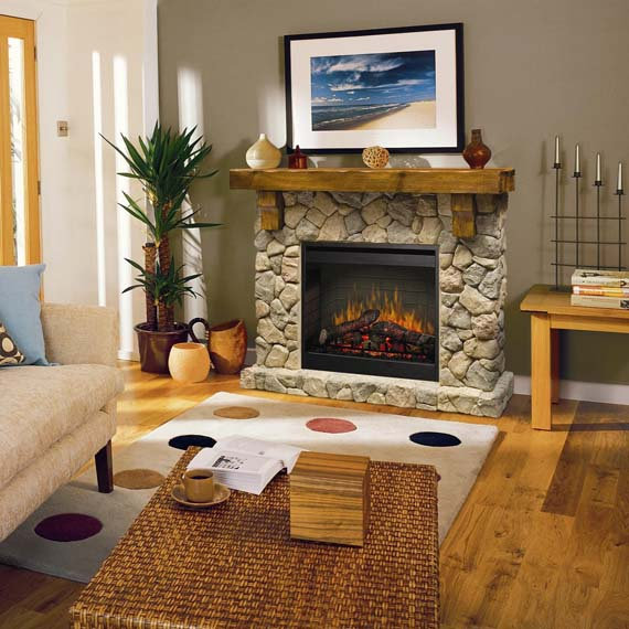 Ideas for interior design fireplaces for Interior fireplaces designs