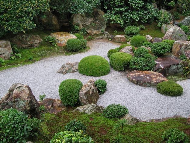 Japanese Landscape Design Ideas | CozyHouze.com on Small Backyard Japanese Garden Ideas id=16487
