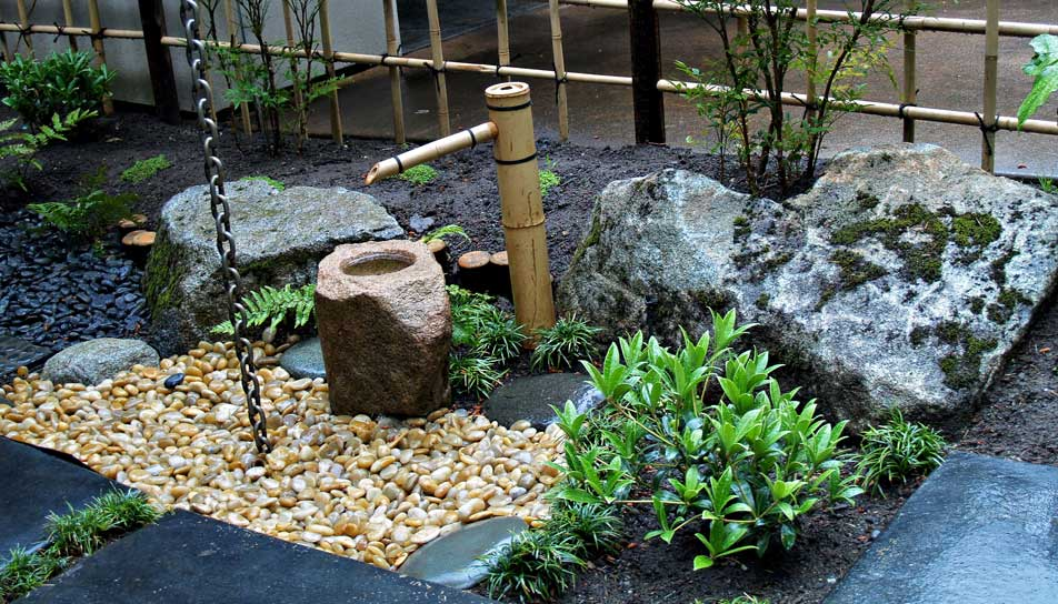 Japanese landscape design ideas for Landscape design for small garden