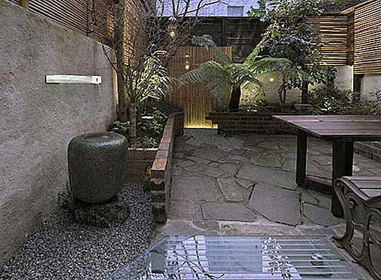 Japanese landscape design ideas for Small japanese garden designs