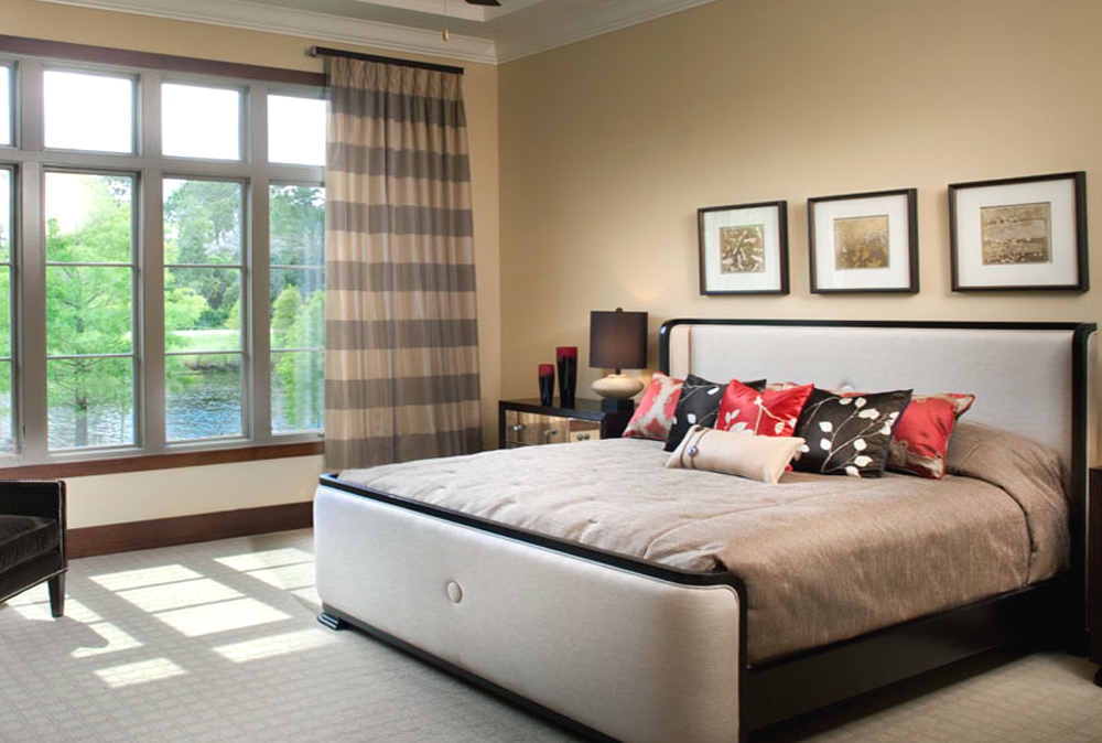 Ideas for master bedroom interior design - Master bedroom decorating ideas on a budget ...