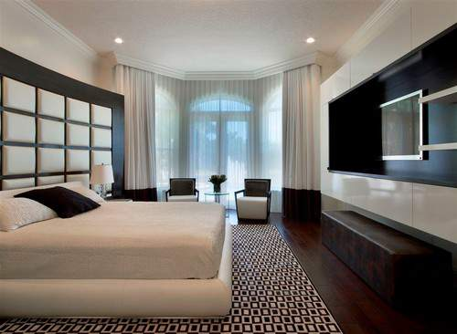 Ideas for master bedroom interior design for Modern master bedroom interior design ideas