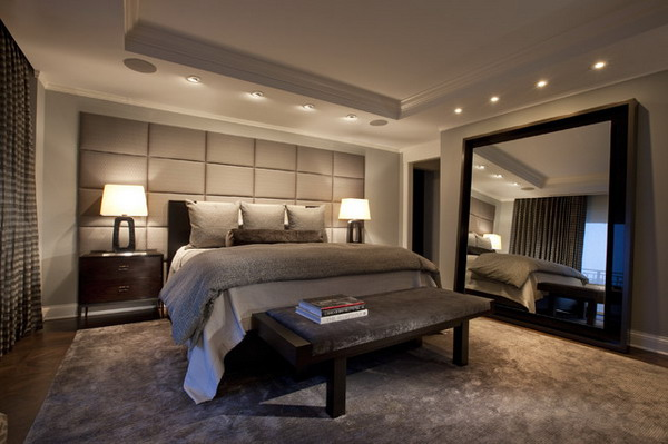 Ideas for master bedroom interior design for Master bedroom design ideas