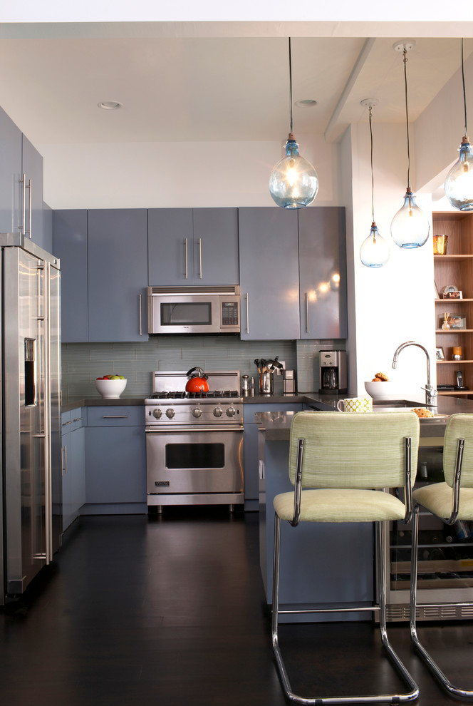 Kitchen decorating ideas for a bright new look for Decorating kitchen ideas on a budget