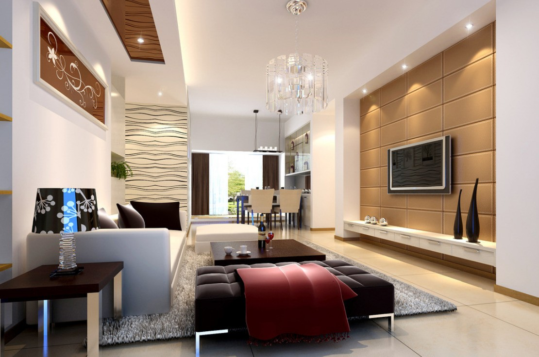 Various living room design ideas for Room design and layout