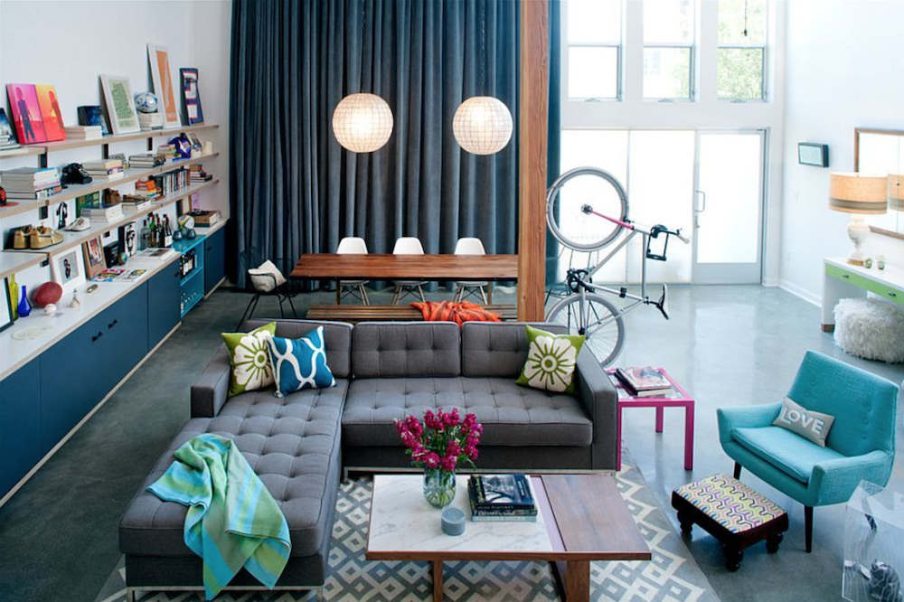 Interior Design Ideas For Your Living Room - Classic Look