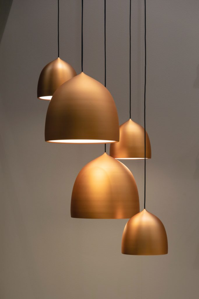 Cozy Ceiling Lamp By Jean Philippe Delberghe [Source : unsplash]