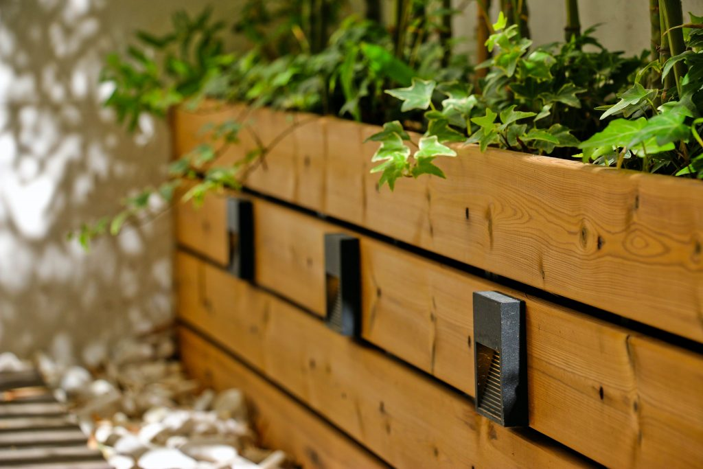 Small Yard Planter By Narges Pms [unsplash]